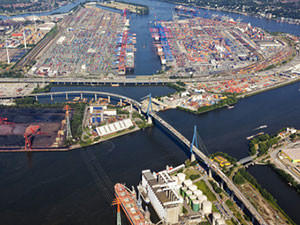 Hamburg Seaport